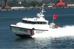 海警巡逻艇