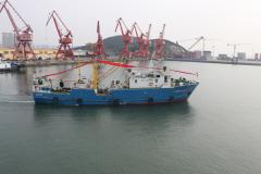 祥海林拖网渔船