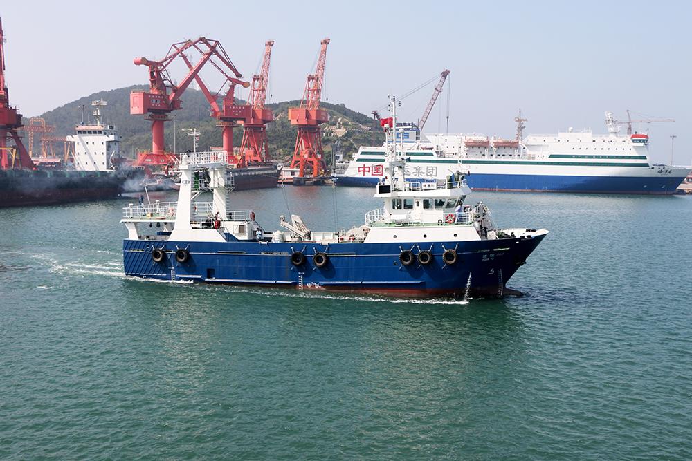 Trawlboat